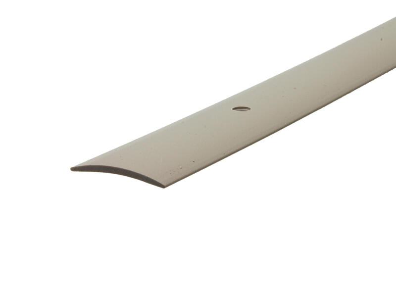 Arcansas Profil de jonction vis 90cm 30mm PVC beige