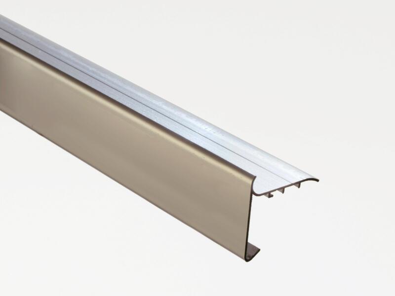 Aquaplan Profil de rive 60x45 mm 200cm