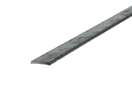 Arcansas Profil plat 1m 20mm 3mm acier