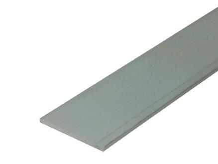 Arcansas Profil plat 1m 50mm 3mm aluminium naturel