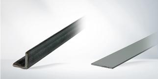 Profilés en métal
