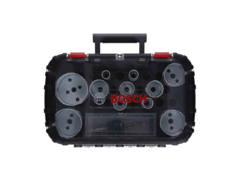 Bosch Professional Progressor scies-cloches 20-76 mm set de 14