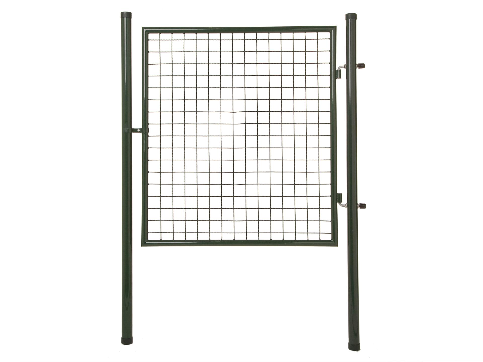 Giardino Promo portillon 100x100 cm vert | Hubo