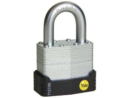 Yale Protector cadenas 55mm noir