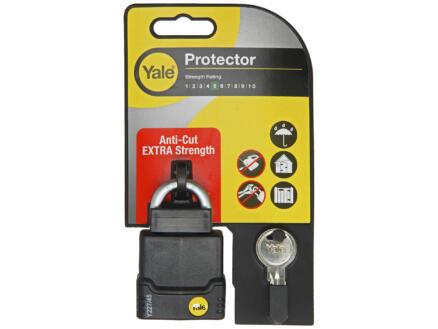 Yale Protector hangslot met bescherming 46mm zwart