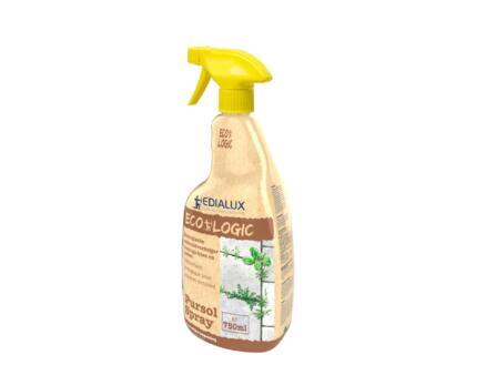 Edialux Prursol Spray désherbant écologique allées et trottoirs 750ml