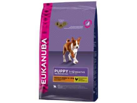 Puppy Medium Breed hondenvoer chicken 3kg