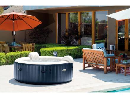 Intex Pure Spa Bubble jacuzzi 196x71 cm 4 personnes