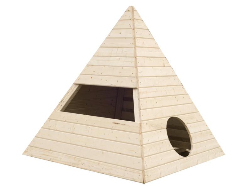Gardenas Pyramide cabane enfant