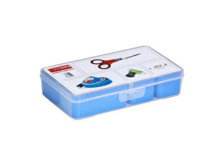 Sunware Q-line Mixed naaidoos transparant/blauw