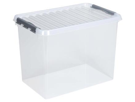 Sunware Q-line boîte de rangement 72l transparent