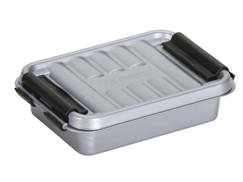 Sunware Q-line opbergbox 0,2l grijs/zwart