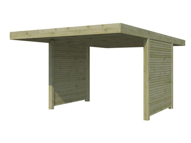 Gardenas QB carport 300x500 cm combinaison A