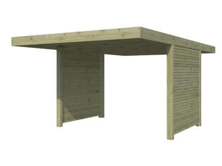 Gardenas QB carport 300x500 cm combinatie A