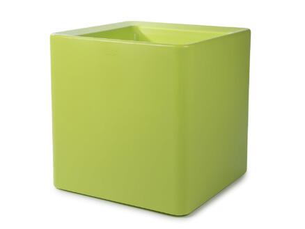Quadris 60 pot à fleurs 60x60 cm citron vert