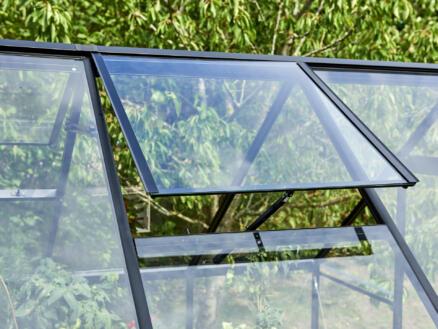 Royal well Qube 106 serre de jardin verre de sécurité
