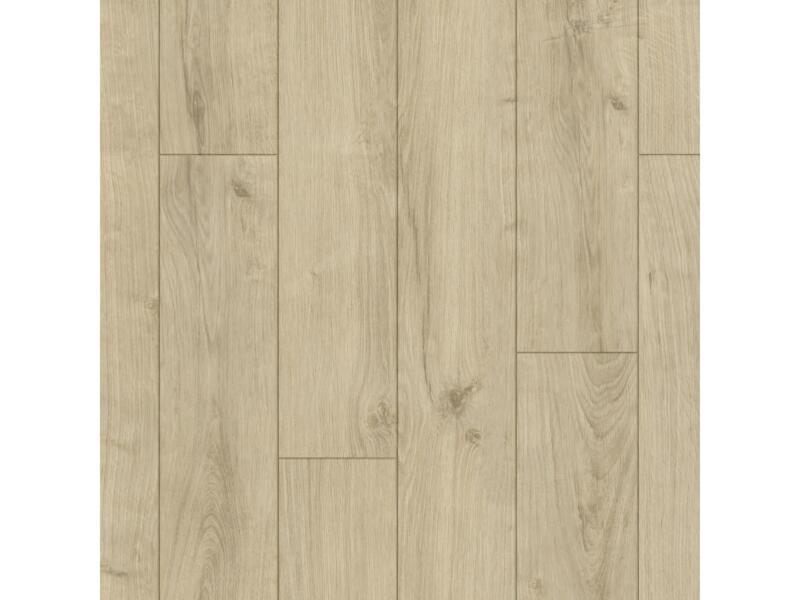 Design Quick 8 XL wand- en plafondpaneel 130x25,3 cm 2,3m² light oak