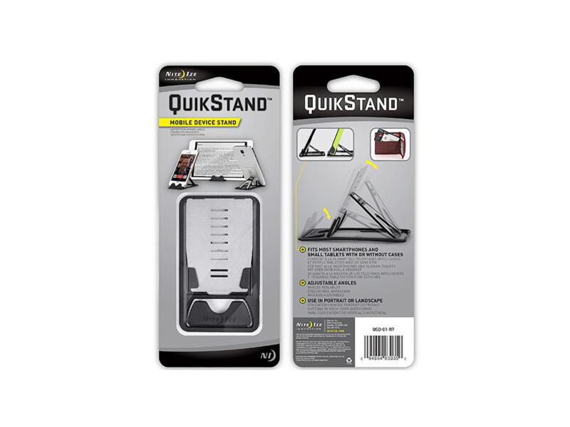 Nite Ize QuikStand staander voor smartphone/tablet