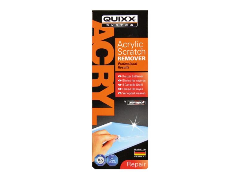 Quixx Acrylic Scratch Remover rénovateur anti-rayures 60g