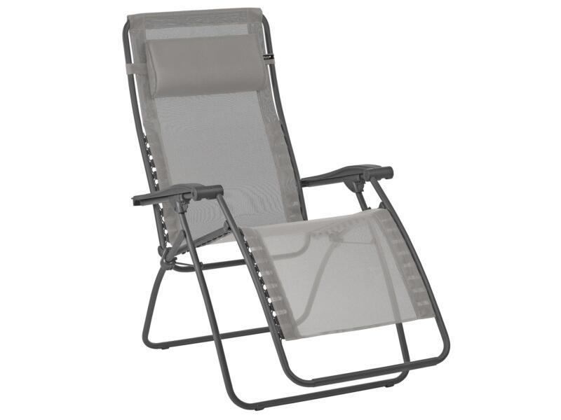 meilleure sélection 91081 832eb Lafuma RSXA Clip fauteuil relax de jardin terre | Hubo