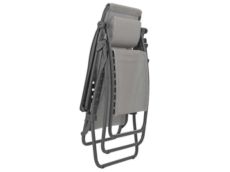 meilleures baskets 8f0e4 63835 Lafuma RSXA Clip fauteuil relax de jardin terre