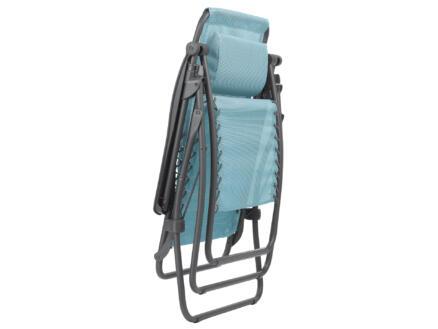 Lafuma RSXA Futura fauteuil relax de jardin lac