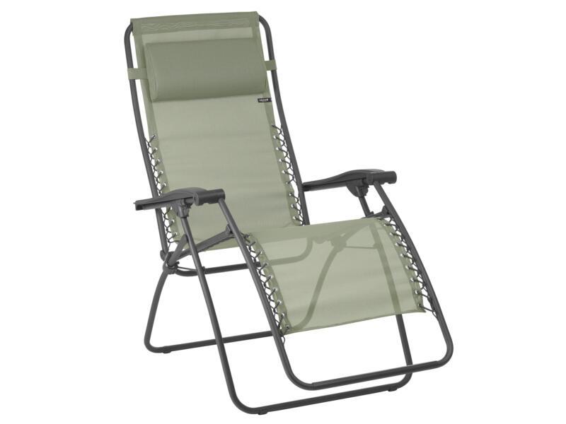 Lafuma RSXA Futura fauteuil relax de jardin moss