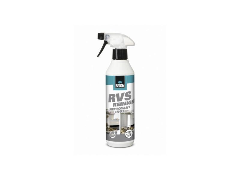 Bison RVS reiniger spray 500ml