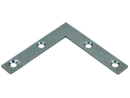 Pgb-fasteners Raamhoek 60x60x10 mm 20 stuks