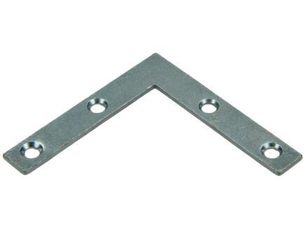 Pgb-fasteners Raamhoek 60x60x10x2 mm 8 stuks