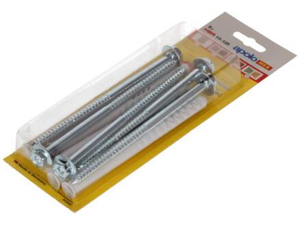 Celo Raampluggen HBR+6KT 10x135 mm 5 stuks