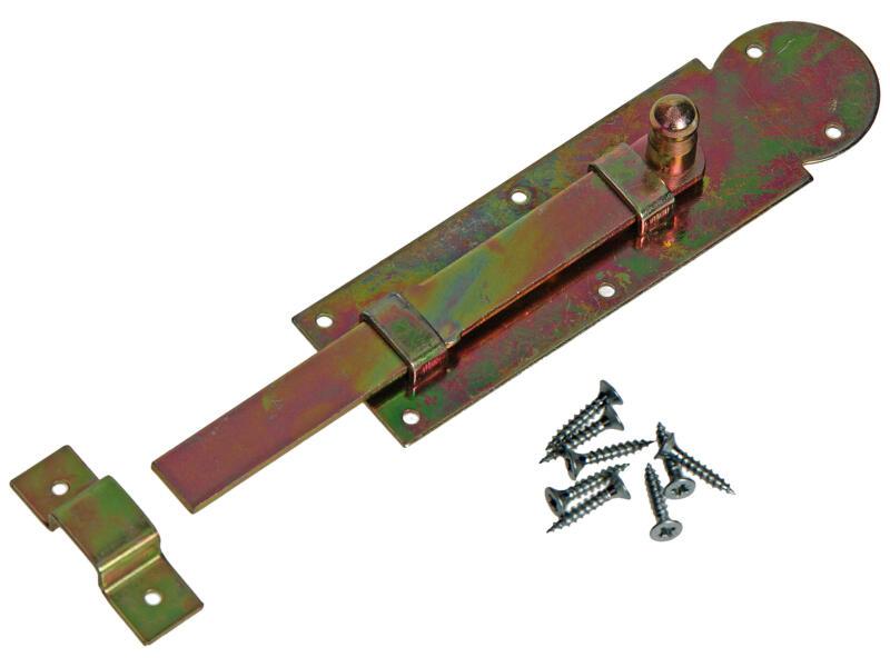 Raamschuif ronde knop 120mm