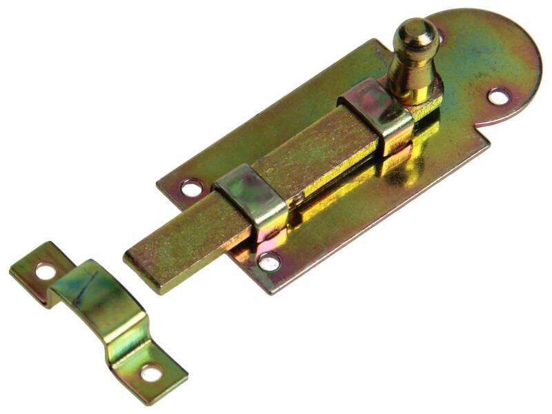 Raamschuif ronde knop 60mm