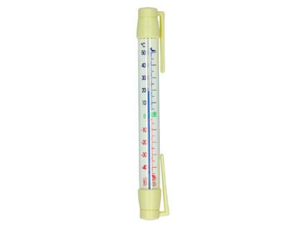 Raamthermometer 20cm kunststof
