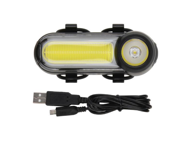 Nite Ize Radiant 125 LED voorlicht oplaadbaar wit 3 functies