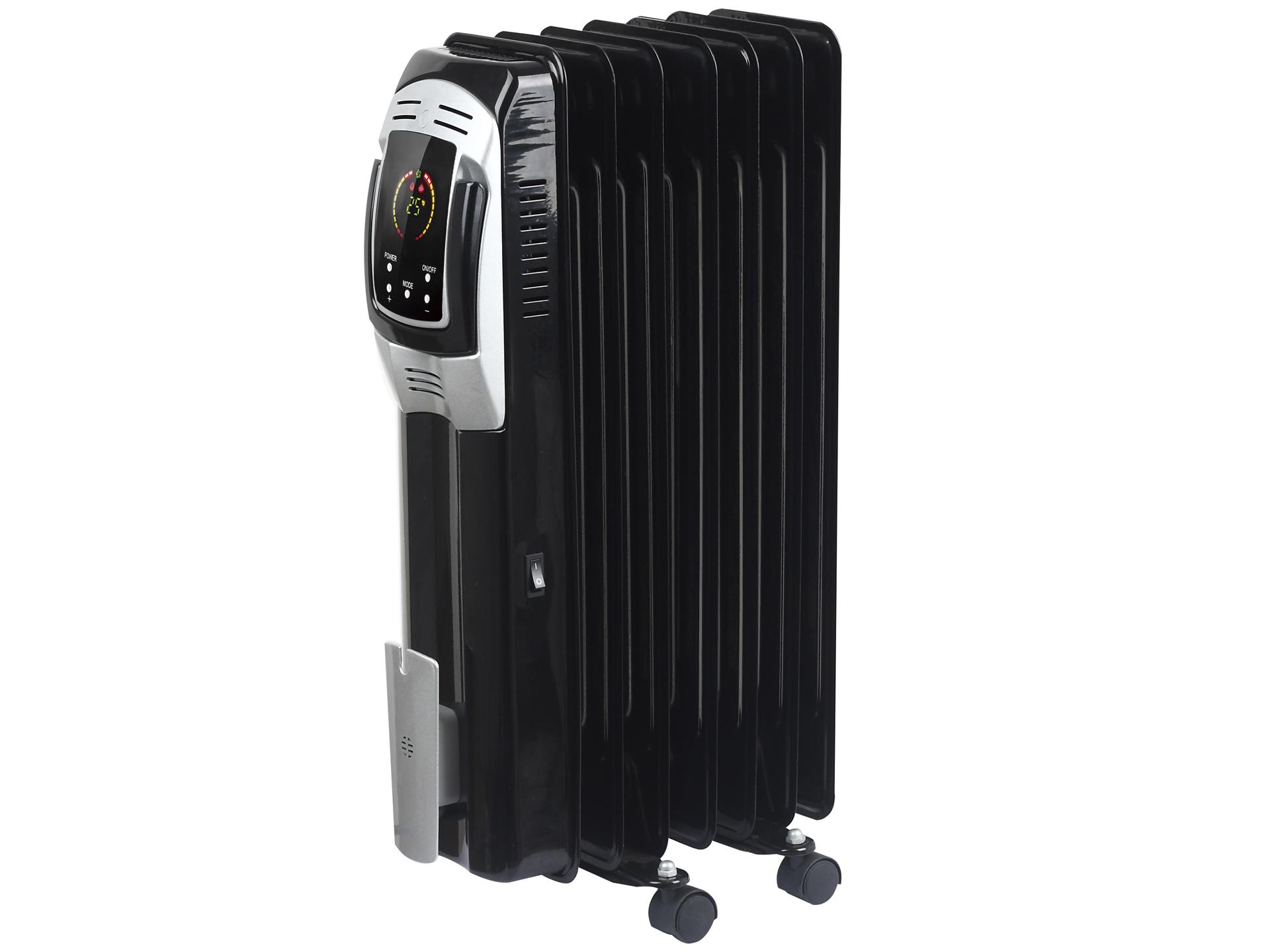 Ahurissant radiateur bain d huile renaa conception - Radiateur bain d huile 1500w ...
