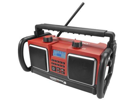 Radio de chantier workman