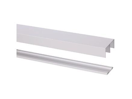 StoreMax Rail Basic R-40 360cm wit