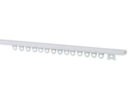 Rail de rideau AVR4 250cm PVC