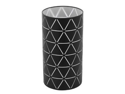 Eglo Ramon lampe de table E27 max. 40W noir/blanc