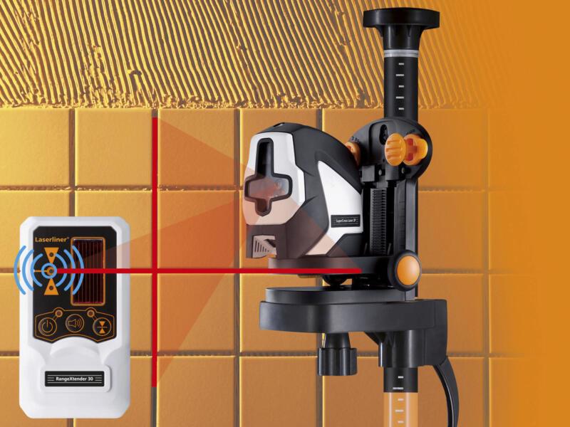 Laserliner RangeXtender 30 Mag. laserontvanger