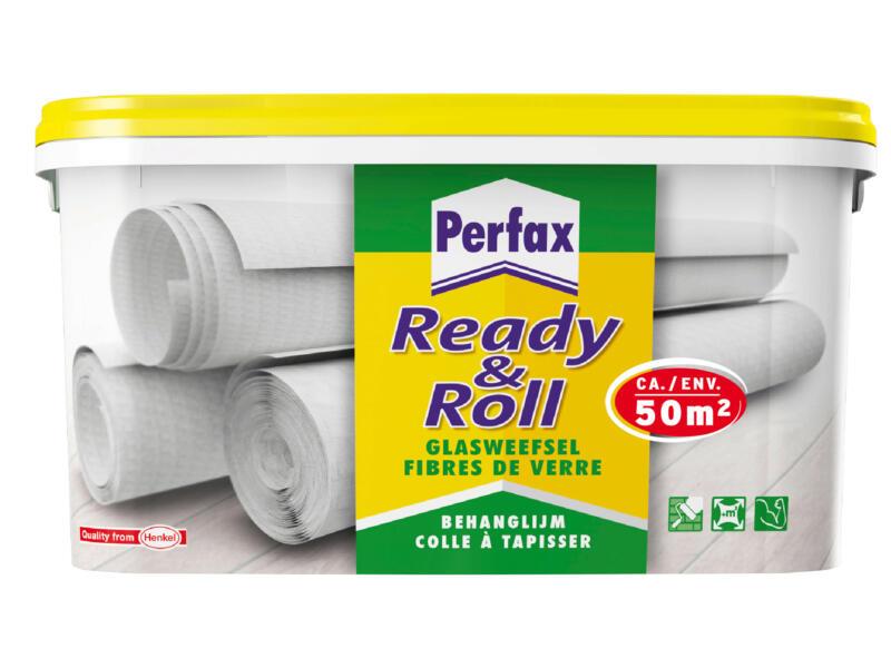 Perfax Ready & Roll glasweefsellijm 10kg