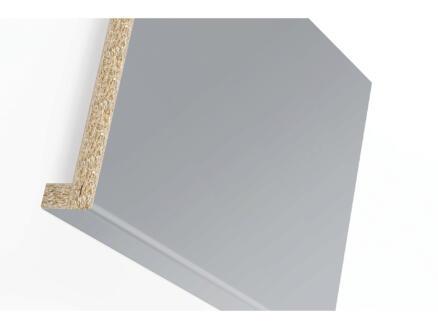 Rebord de fenêtre 305x25x3,8 cm warm grey