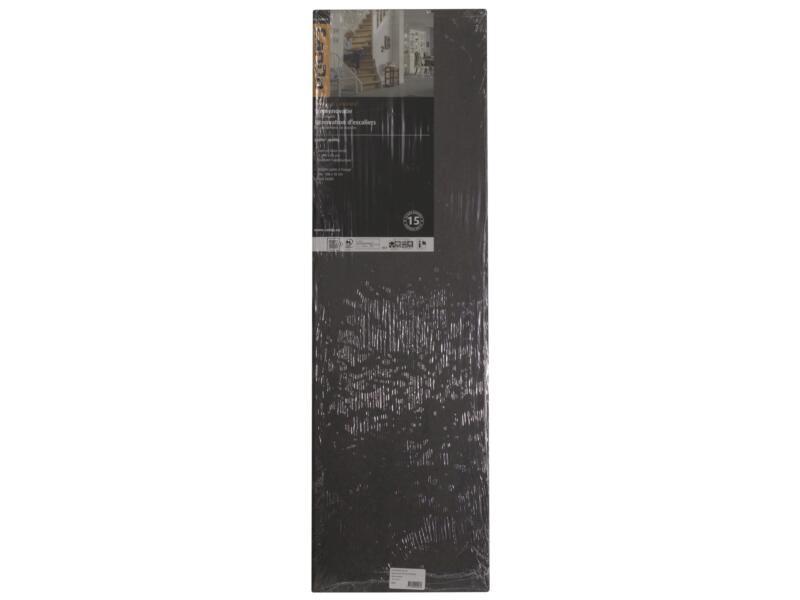 CanDo Recouvrement de marche 100x30 cm béton anthracite