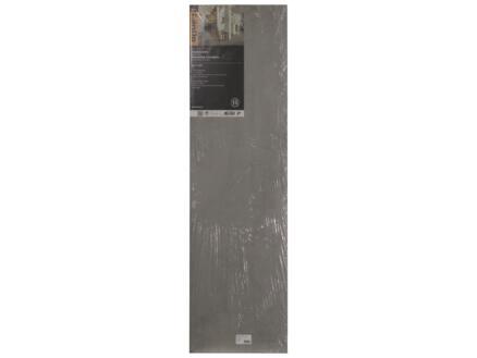 CanDo Recouvrement de marche 130x38 cm béton gris clair