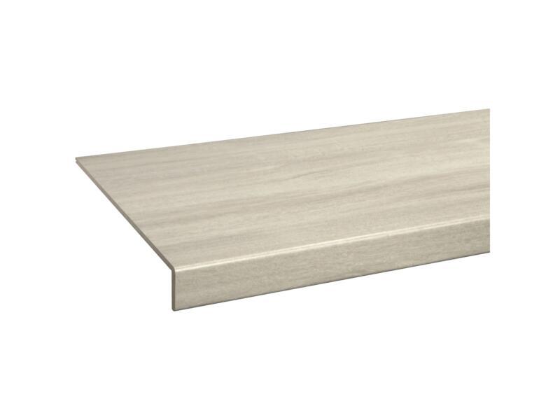 CanDo Recouvrement de marche 130x38 cm burgos chêne gris clair