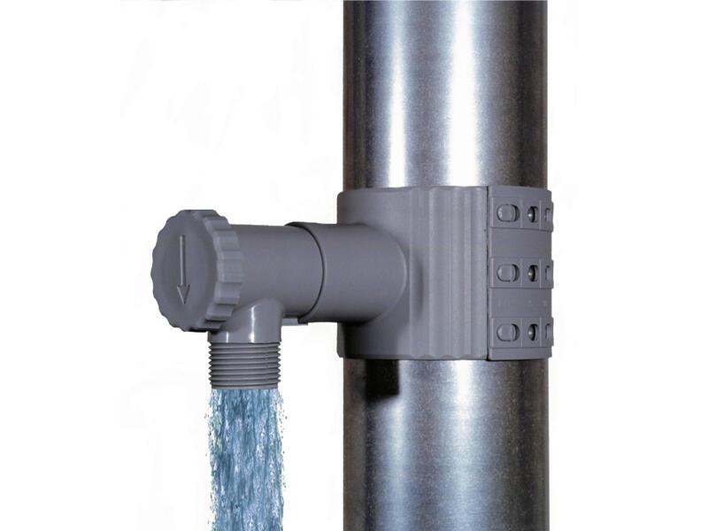 Scala Récupérateur d'eau universel Babaz gris clair
