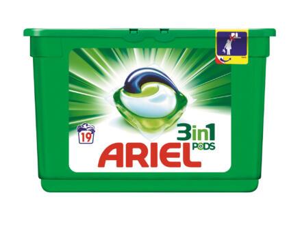 Ariel Regular wasmiddel vloeibaar 19 tabs