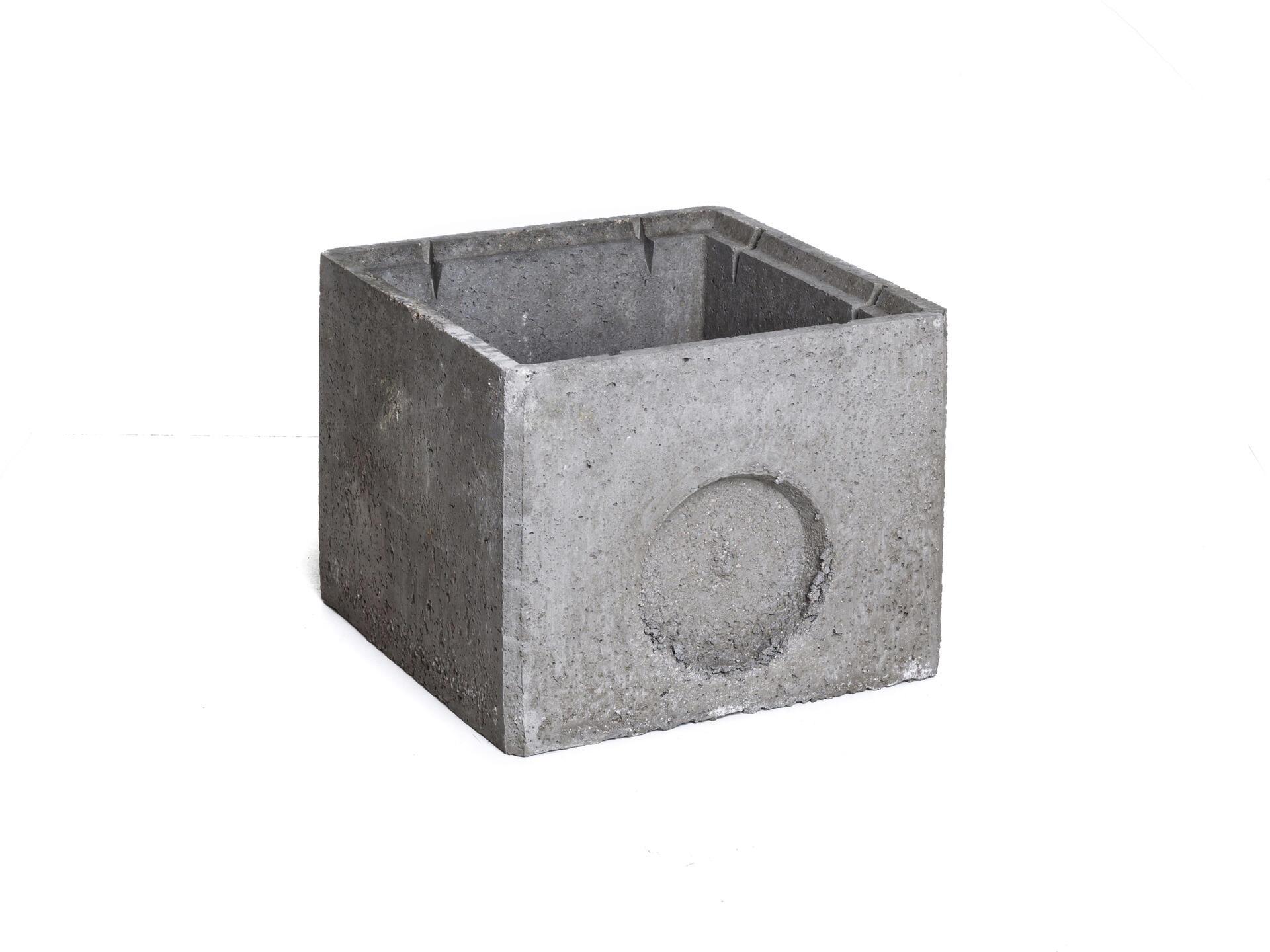 Rehausse chambre de visite 30x30x30 cm hubo - Rehausse chambre de visite beton ...