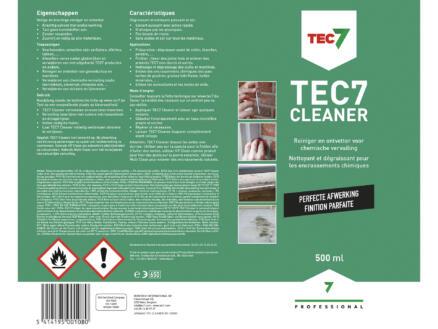 Tec7 Reiniger & ontvetter 500ml